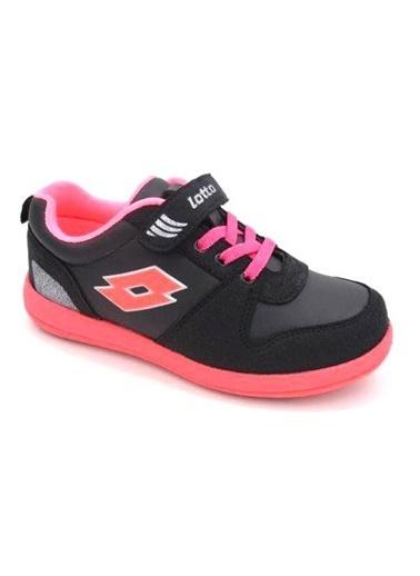 Lotto Spor Ayakkabı Siyah